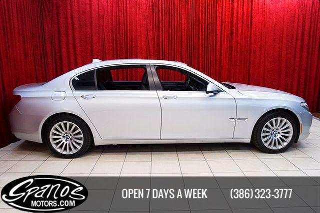 2012 BMW 750Li Daytona Beach, FL 4