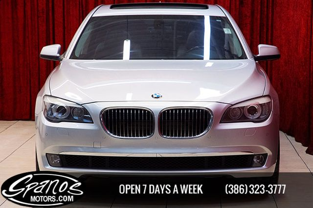2012 BMW 750Li Daytona Beach, FL 1