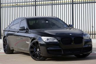 2012 BMW 750Li* NAV* DRVR Assist* BU Cam* M Sport* 22'S* HUD* Blacked Out** | Plano, TX | Carrick's Autos in Plano TX
