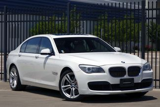 2012 BMW 750Li M-Sport* DVD* Sunroof* Nav* BU Cam* EZ Finance** | Plano, TX | Carrick's Autos in Plano TX