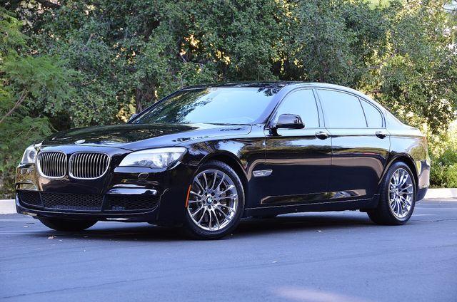 2012 BMW 750LI M SPORT Reseda, CA 11