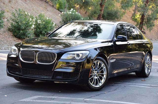 2012 BMW 750LI M SPORT Reseda, CA 20