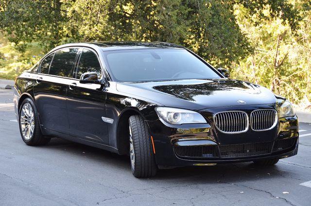 2012 BMW 750LI M SPORT Reseda, CA 3
