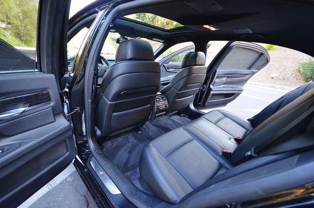 2012 BMW 750LI M SPORT Reseda, CA 25