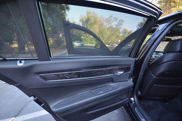 2012 BMW 750LI M SPORT Reseda, CA 26