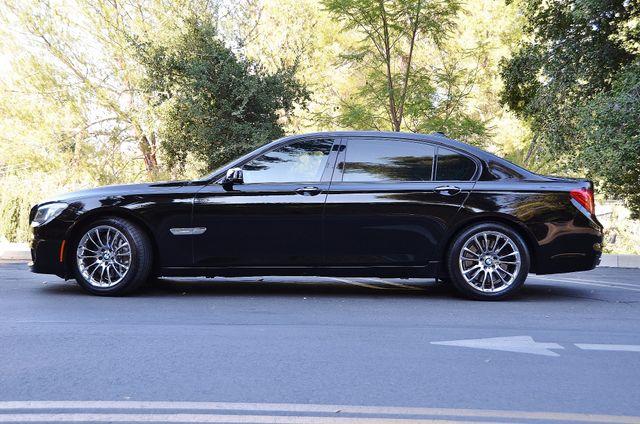 2012 BMW 750LI M SPORT Reseda, CA 13