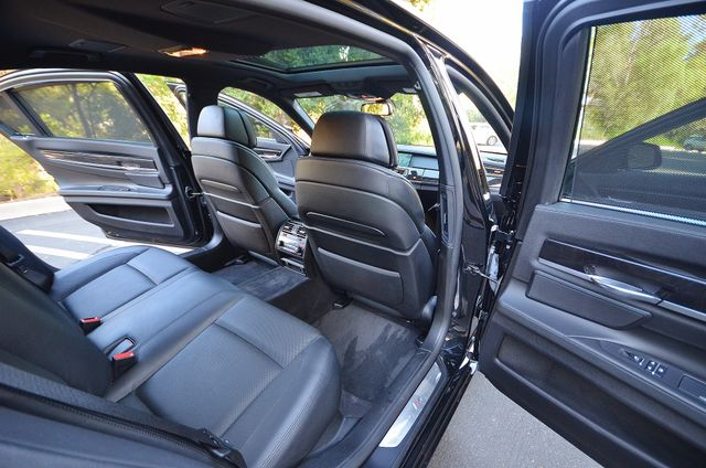 2012 BMW 750LI M SPORT Reseda, CA 5