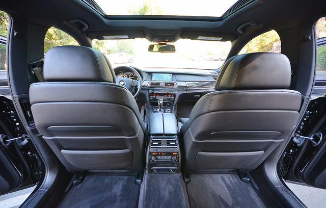 2012 BMW 750LI M SPORT Reseda, CA 2