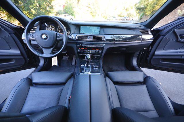 2012 BMW 750LI M SPORT Reseda, CA 4