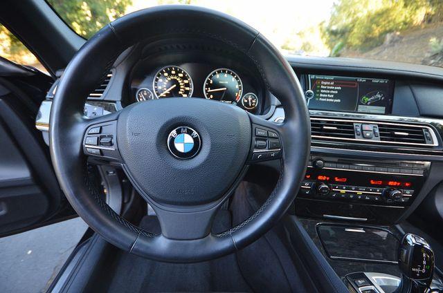 2012 BMW 750LI M SPORT Reseda, CA 8