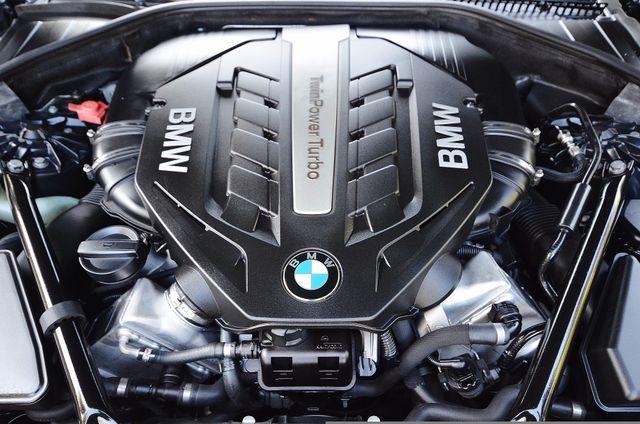 2012 BMW 750LI M SPORT Reseda, CA 45
