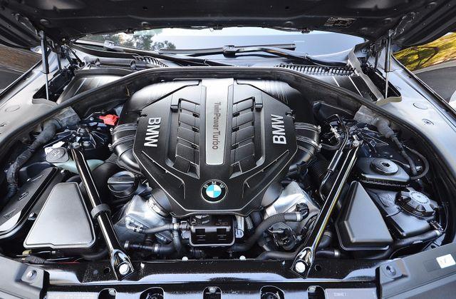 2012 BMW 750LI M SPORT Reseda, CA 46