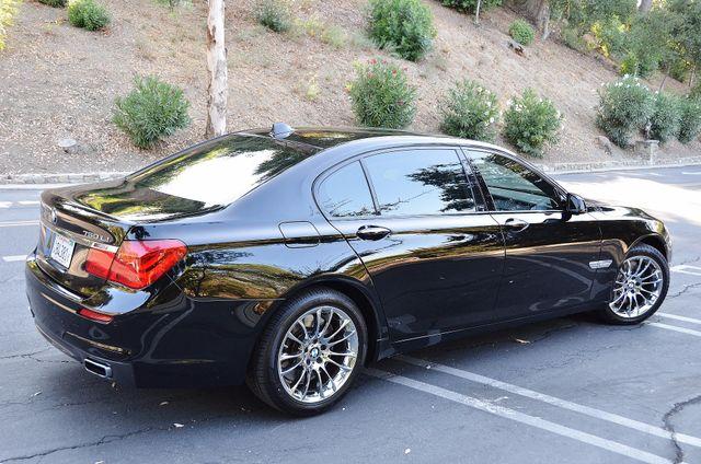 2012 BMW 750LI M SPORT Reseda, CA 18