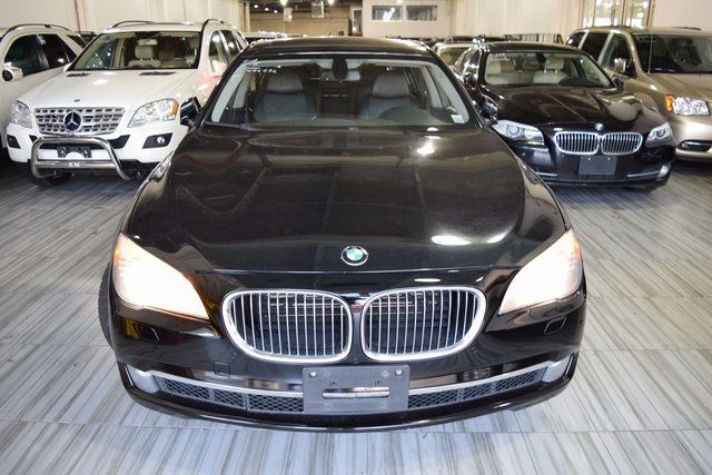 2012 BMW 750Li xDrive 4dr Sdn 750Li xDrive AWD Richmond Hill, New York 2