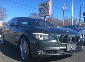 2012 BMW 750Li ALPINA B7 LWB xDrive  city NC  Palace Auto Sales   in Charlotte, NC