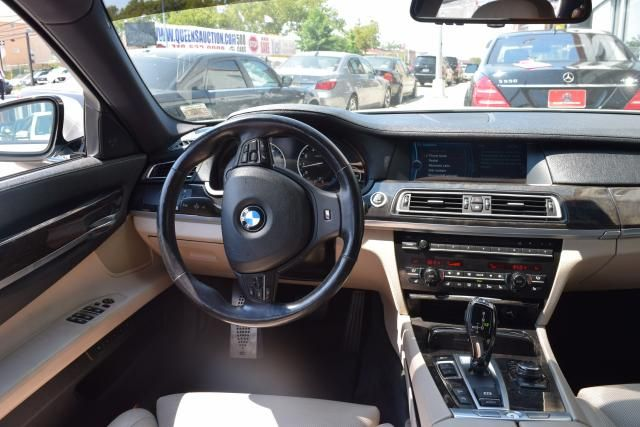 2012 BMW ALPINA B7 LWB xDrive 4dr Sdn ALPINA B7 LWB xDrive AWD Richmond Hill, New York 11