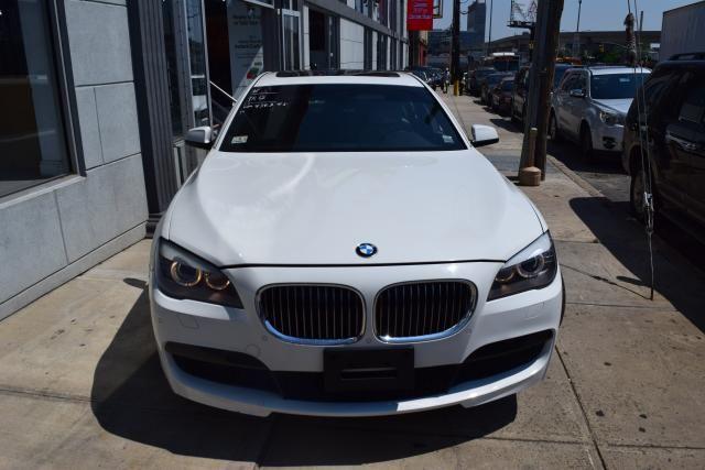 2012 BMW ALPINA B7 LWB xDrive 4dr Sdn ALPINA B7 LWB xDrive AWD Richmond Hill, New York 2