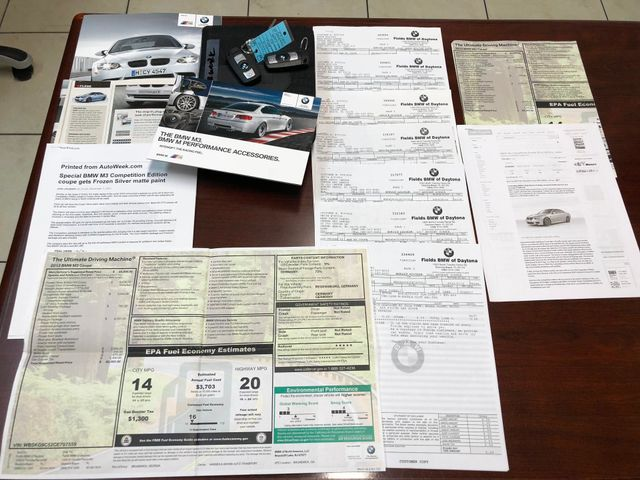 2012 BMW M Models M3 Longwood, FL 37