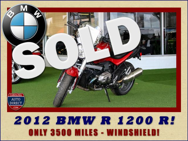 2012 BMW R 1200 R - ONLY 3500 MILES! Mooresville , NC 0