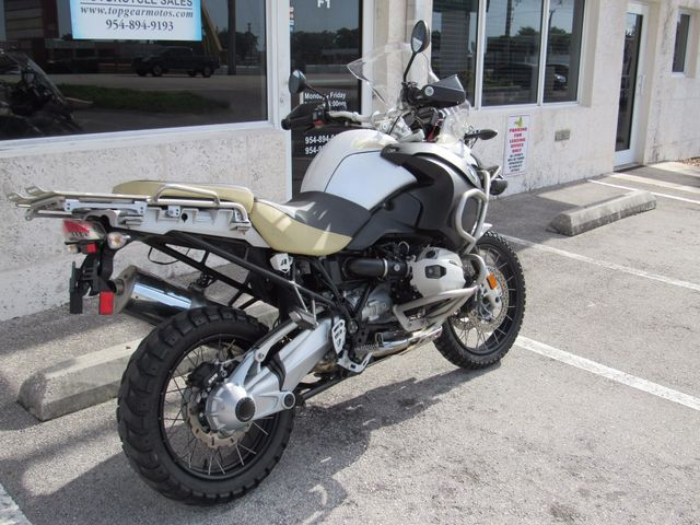 2012 BMW R1200 GS Adventure Dania Beach, Florida 5