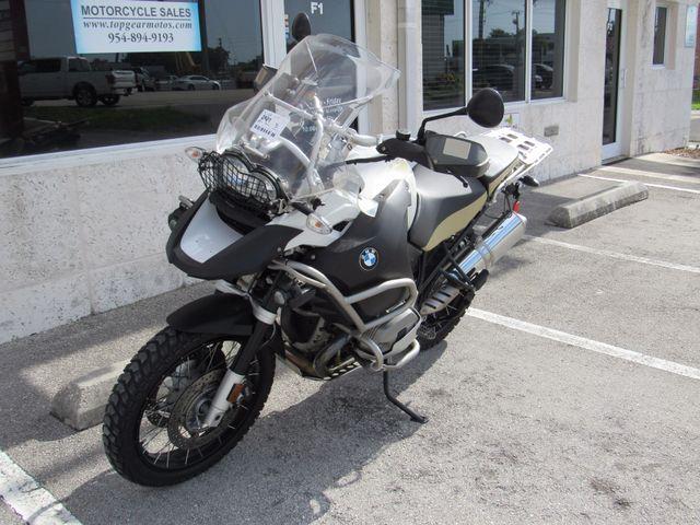 2012 BMW R1200 GS Adventure Dania Beach, Florida 7