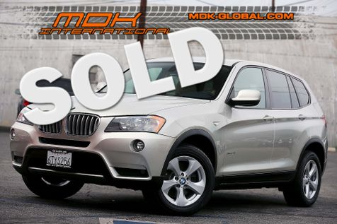 2012 BMW X3 xDrive28i 28i - Navigation - Rearview cam in Los Angeles