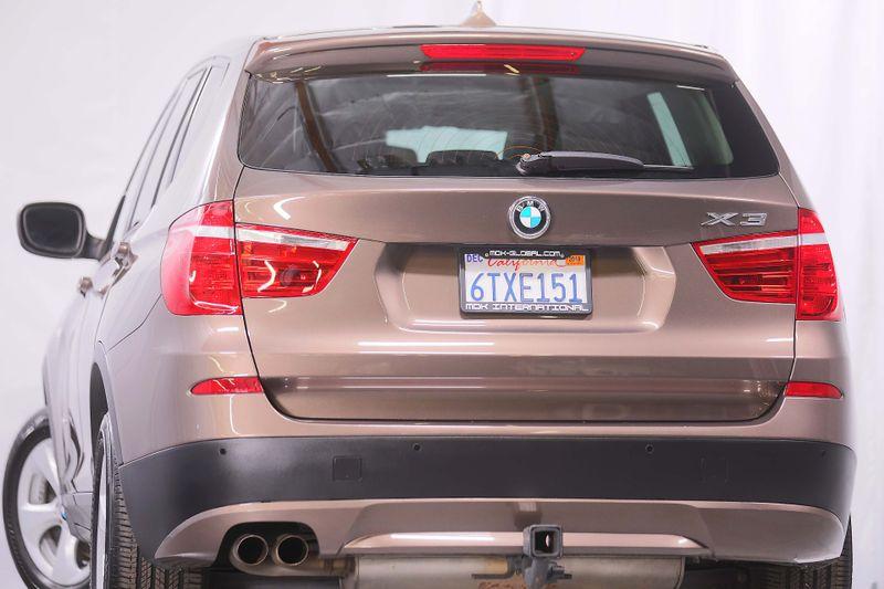 2012 BMW X3 xDrive28i 28i - Comfort access - Cold weather  city California  MDK International  in Los Angeles, California
