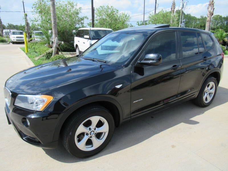 2012 BMW X3 xDrive28i 28i | Houston, TX | American Auto Centers in Houston TX