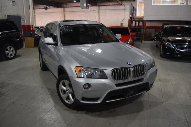2012 BMW X3 xDrive28i 28i Richmond Hill, New York 1