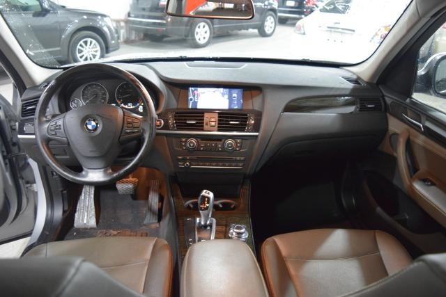 2012 BMW X3 xDrive28i 28i Richmond Hill, New York 17