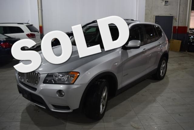 2012 BMW X3 xDrive28i 28i Richmond Hill, New York 0