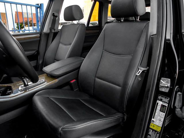 2012 BMW X3 xDrive35i 35i Burbank, CA 10
