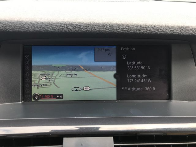 2012 BMW X3 xDrive35i 35i Sterling, Virginia 23
