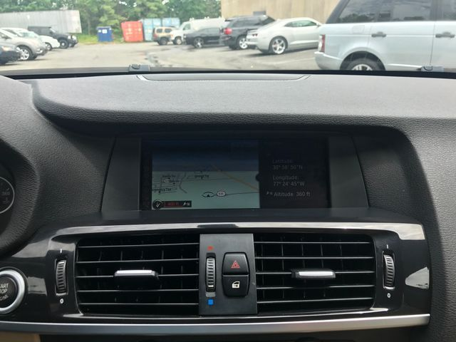 2012 BMW X3 xDrive35i 35i Sterling, Virginia 24