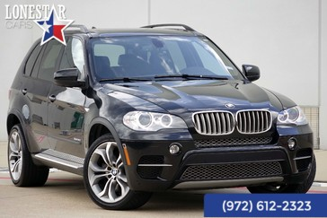 2012 BMW X5 XDrive50i Premium and Sport Package in Plano