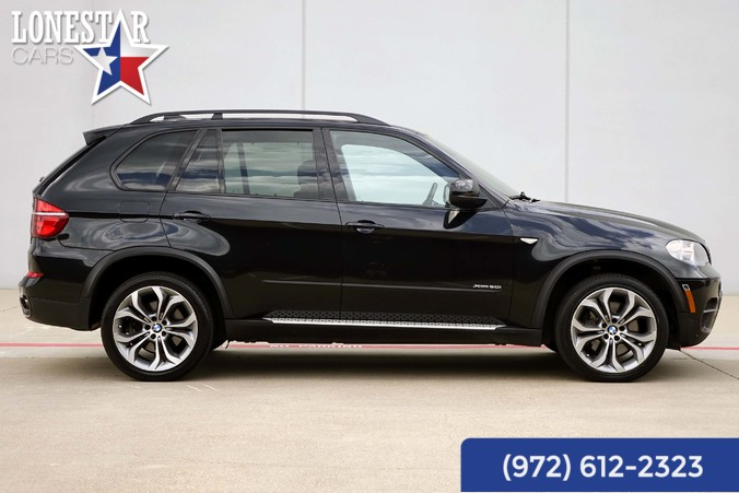 2012 BMW X5 XDrive50i Premium and Sport Package  in Plano, Texas