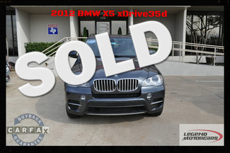 2012 BMW X5 xDrive35d 35d in Garland