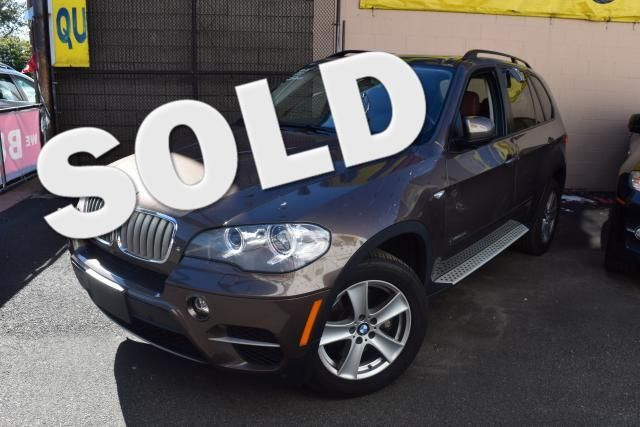 2012 BMW X5 xDrive35d 35d Richmond Hill, New York 0