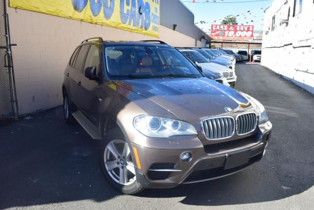 2012 BMW X5 xDrive35d 35d Richmond Hill, New York 1