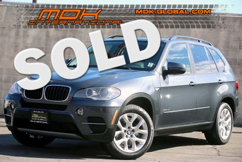 2012 BMW X5 xDrive35i Premium - Navigation 35i in Los Angeles