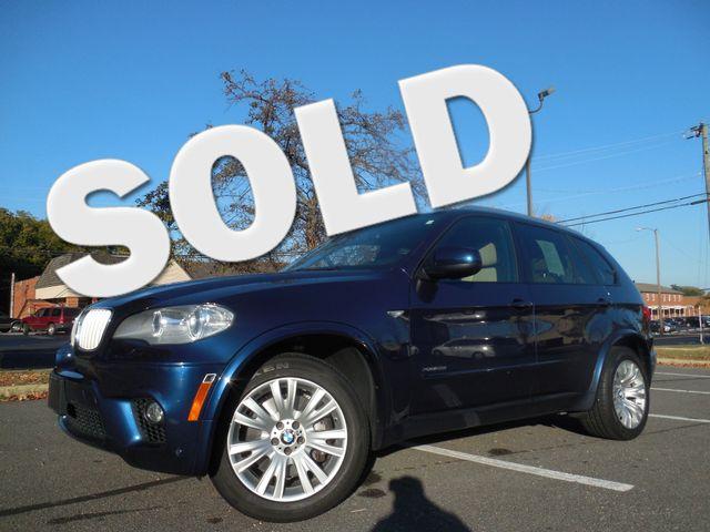 2012 BMW X5 xDrive50i M SPORT PKG/REAR ENT SYSTEM Leesburg, Virginia 0