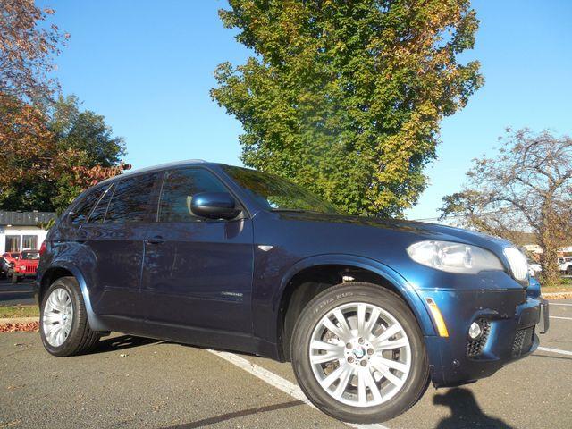 2012 BMW X5 xDrive50i M SPORT PKG/REAR ENT SYSTEM Leesburg, Virginia 1