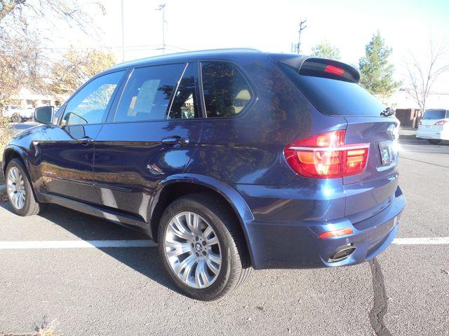 2012 BMW X5 xDrive50i M SPORT PKG/REAR ENT SYSTEM Leesburg, Virginia 5