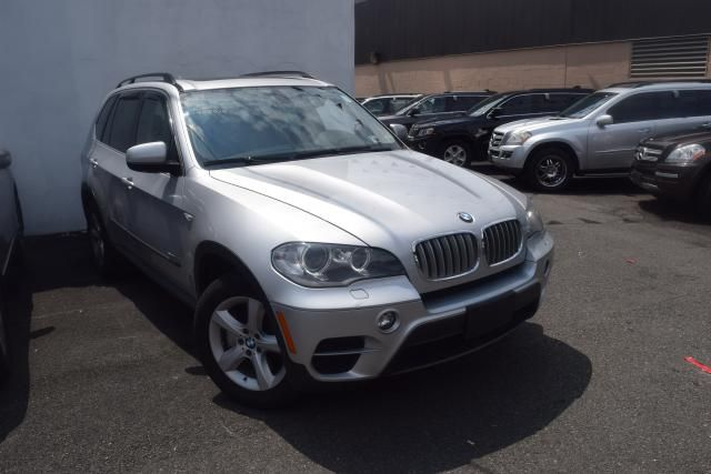 2012 BMW X5 xDrive50i 50i Richmond Hill, New York 1