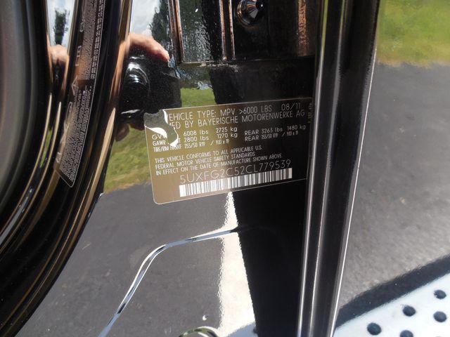 2012 BMW X6 xDrive35i Leesburg, Virginia 41