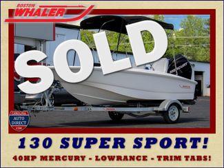 2012 Boston Whaler 130 Super Sport Mooresville , NC