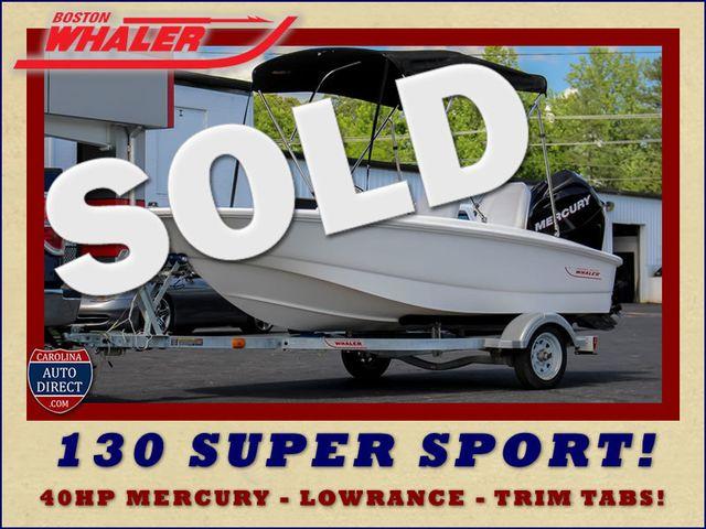 2012 Boston Whaler 130 Super Sport Mooresville , NC 0