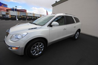 2012 Buick Enclave*3RD ROW* PANO*LEATHER* HEATED* PWR GATE 3RD ROW* CHROMES* BOSE* LOW MILES* WOW Las Vegas, Nevada