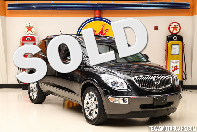 2012 Buick Enclave Premium This Carfax 1-Owner 2012 Buick Enclave Premium is ing reat shape with o
