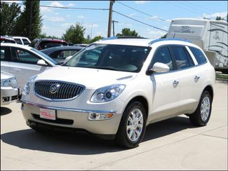 2012 Buick Enclave Leather AWD White Diamond in  Iowa